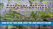 [FREE] EBOOK Polymer Blends and Composites: Chemistry and Technology (Polymer Science and Plastics