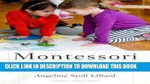 [FREE] EBOOK Montessori: The Science Behind the Genius BEST COLLECTION