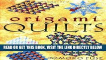 Ebook Origami Quilts Free Read