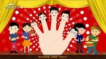 Edewcate english rhymes - The Finger Family Nursery Rhyme with New Lyrics