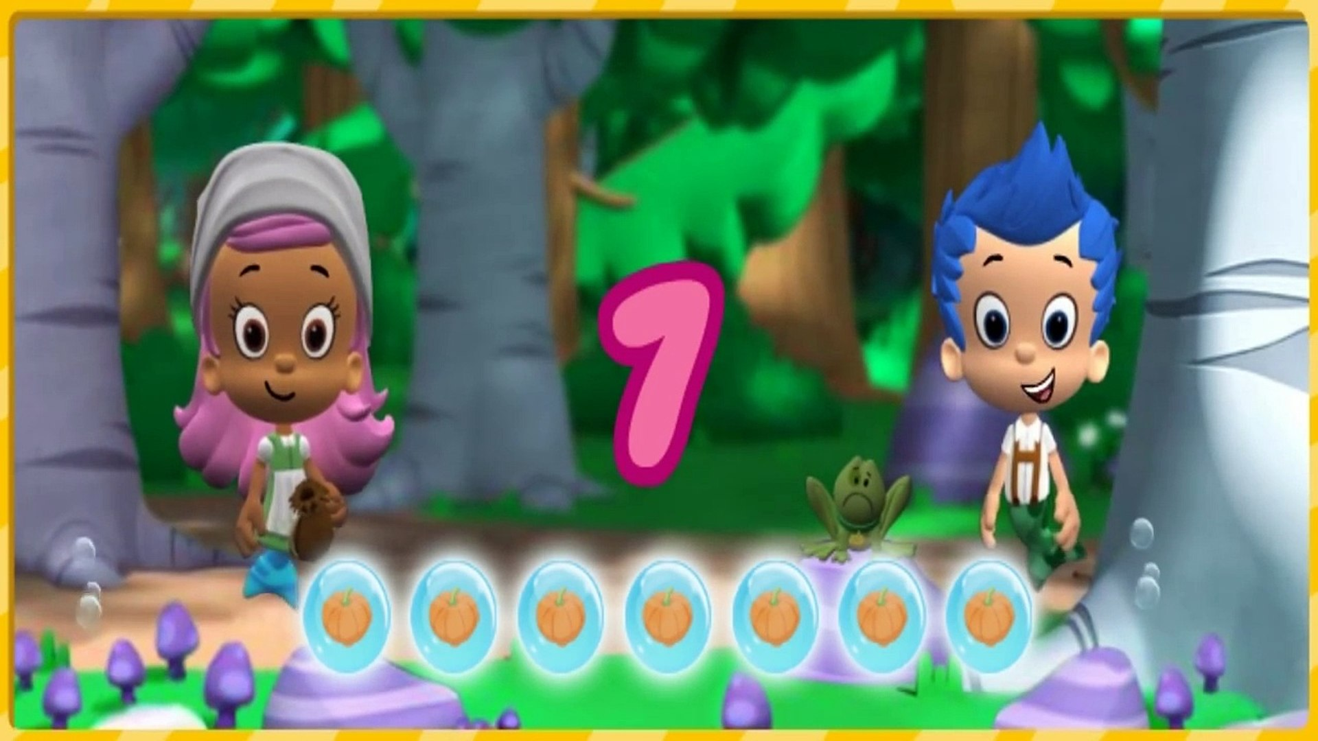 Bubble Guppies 2 Hour Movie - Kids Games and Activities