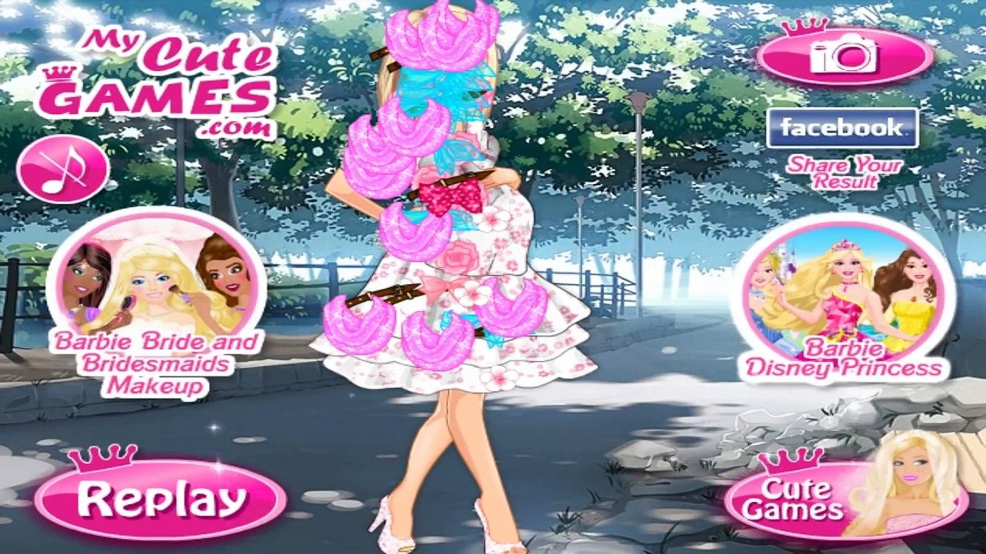 Barbie Maternity Design Studio - Barbie Games