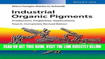 [READ] EBOOK Industrial Organic Pigments: Production, Properties, Applications BEST COLLECTION