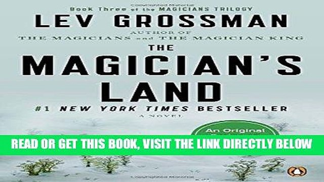 [FREE] EBOOK The Magician s Land: A Novel (Magicians Trilogy) ONLINE COLLECTION