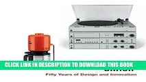 [PDF] BRAUN--Fifty Years of Design and Innovation Full Collection