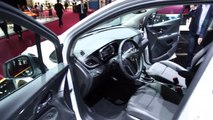 Opel Mokka X Interior Design Trailer