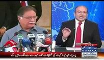 Nadeem Malik Reveals The Inside Story Of Pervez Rasheed Resignation | #LAZIZI