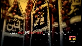 Haza Min Karam e Hussain Ibn e Ali New Syed Irfan Haider (2017)