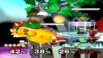 Super Smash Bros. Melee - Classic Mode - Part 18 [Peach]