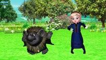Frozen Olaf Little Miss Muffet Nursery Rhymes   Frozen Songs Little Miss Muffet Rhymes For Children
