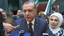 """Erdoğan: """"Ab'nin Aldığı Kararlar, Bizim Için Değişmez Değildir"""""""