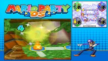 Mario Party DS - Story Mode - Part 45 - DKs Stone Statue (1/2) (Waluigi) [NDS]