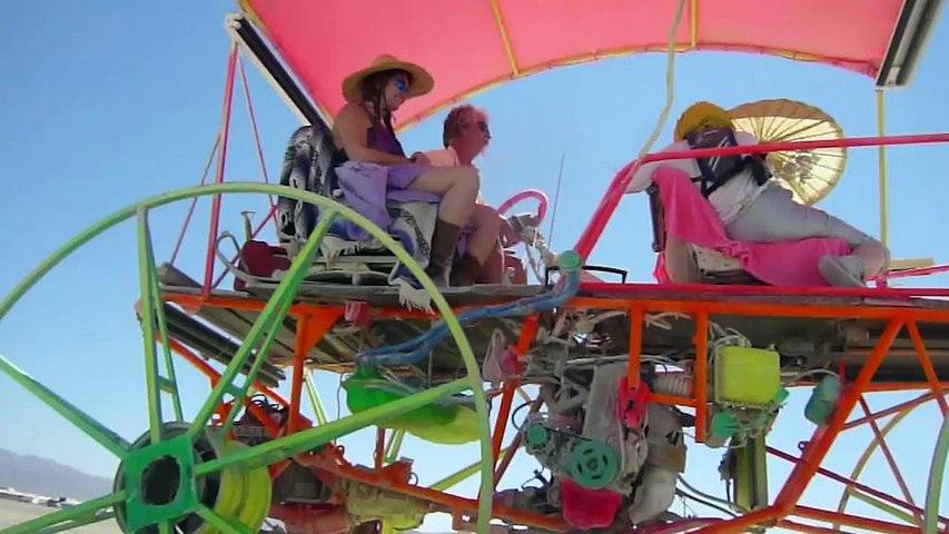 A spiritual journey at the Burning Man festival nevada