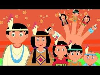 rimas familiares dedo | compilação de rimas de berçário para crianças em português