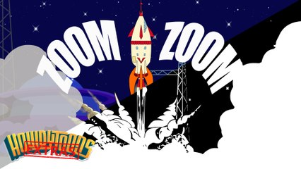 Animatic for Zoom Zoom Zoom We're going to the Moon by Howdytoons