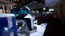 FCV Plus, la voiture à hydrogène qui permet de brancher sa télévision