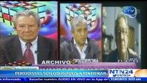 Los periodistas bolivianos que se han visto obligados a retractarse tras denuncias contra gobierno de Evo Morales