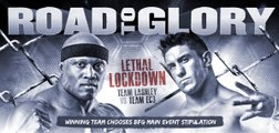 Team Lashley vs. Team EC3 - Lethal Lockdown match - TNA Impact Wrestling 9-29-16