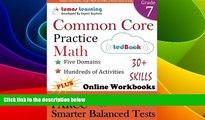 Big Deals  Common Core Practice - Grade 7 Math: Workbooks to Prepare for the PARCC or Smarter