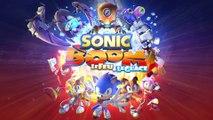 Sonic Boom : le Feu et la Glace - Bande-annonce de lancement