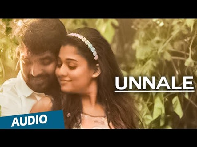 Unnale Official Full Song (Audio)   Raja Rani