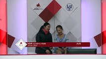 2016 ACI Junior Ladies Free Program (Group 1)