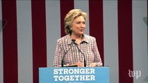 Here's what Hillary Clinton says her 'creed' is