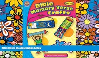 Big Deals  Bible Memory Verse Crafts (Bible Crafts)  Best Seller Books Most Wanted