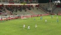 AC Ajaccio 1-0 Stade Brestois 29 - Le But de Riad Nouri - 30.9.2016