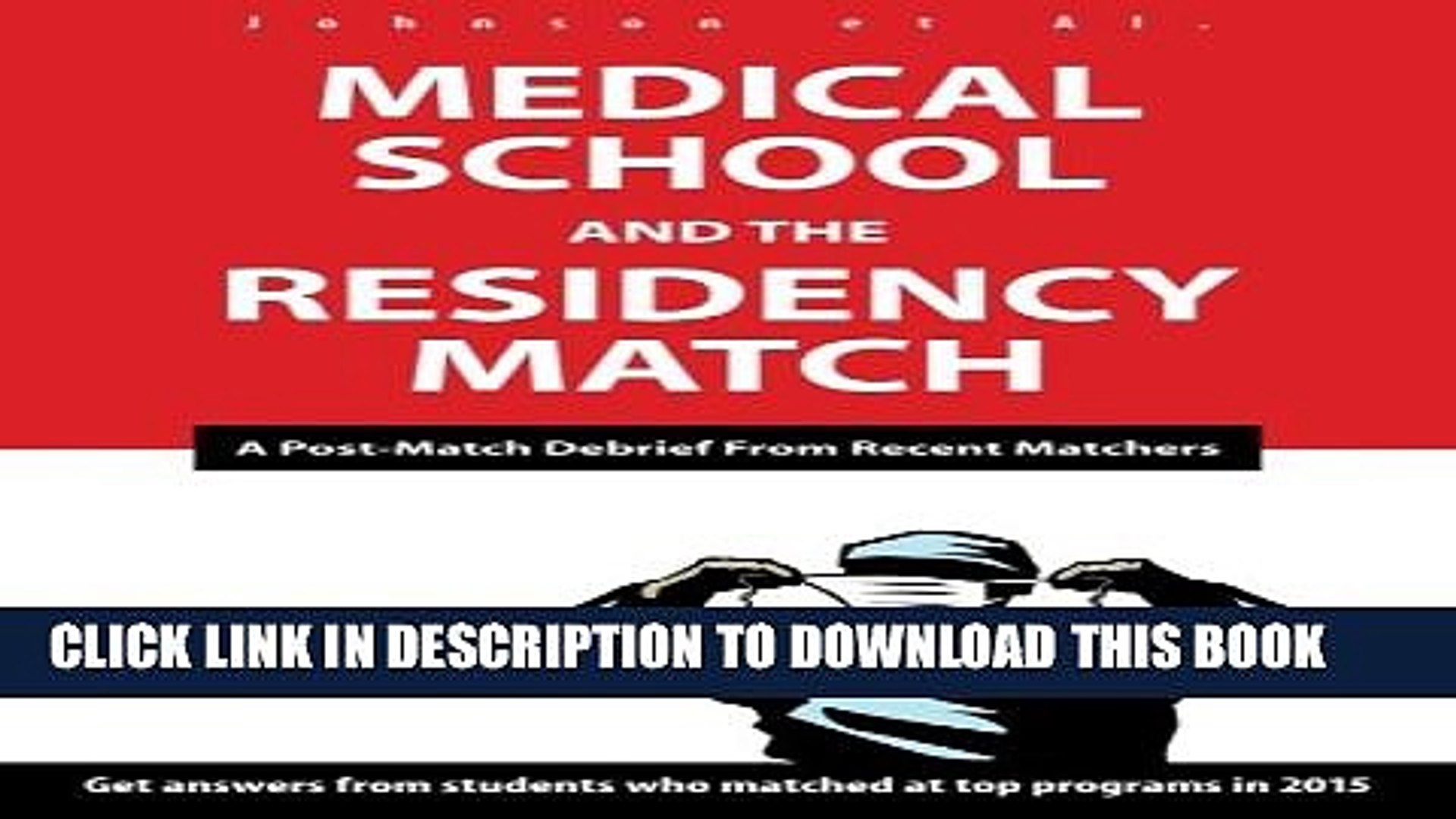 [PDF] Medical School and the Residency Match: A Post-Match Debrief from Recent Matchers Popular
