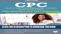[PDF] CPC Practice Exam 2015-2016: Certified Professional Coder Practice Test Questions Popular