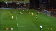 Arnaud Djoum Goal HD - Motherwell 0-3 Hearts 30.09.2016