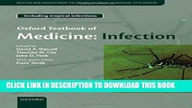 [PDF] Oxford Textbook of Medicine: Infection (Oxford Textbooks in Public Health) Full Colection