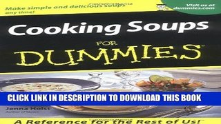 [PDF] Cooking Soups For Dummies Popular Online