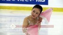 Mariko Kihara 2016 Skate Canada Autumn Classic International - SP