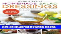 [PDF] Homemade Salad Dressings: 50 Simple, Delicious And Healthy DIY Salad Dressing Recipes Full