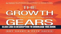 New Book The Growth Gears: Using A Market-Based Framework To Drive Business Success
