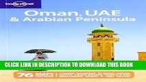 [PDF] Lonely Planet Oman Uae   the Arabian Peninsula 3rd Ed.: 3rd Edition by Jenny Walker (Sep 1