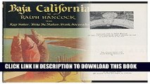 [PDF] Baja California: Hunting, Fishing, and Travel in Lower California, Mexico, Popular Collection
