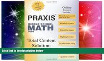 Big Deals  Praxis Middle School Mathematics 0069  Free Full Read Most Wanted