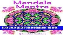 [PDF] Mandala Mantra: 30 Handmade Meditation Mandalas With Mantras in Sanskrit and English Popular