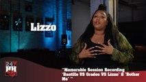 """Lizzo - Memorable Session Recording """"Bastille VS Grades VS Lizzo"""" & """"Bother Me"""" (247HH Exclusive) (247HH Exclusive)"""