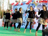 Dehradun: Girls rock with rocking dance performances in Farewell Party at GRDG PG. College