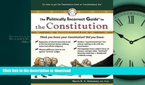 READ THE NEW BOOK The Politically Incorrect Guide to the Constitution (Politically Incorrect