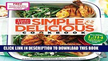 [PDF] Taste of Home Simple   Delicious Cookbook: ALL-NEW 1,357 easy recipes for today s family