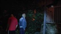 Ayvansaray'da Yangın Çıkan Gecekondu Kullanılamaz Hale Geldi