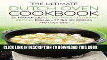 [PDF] The Ultimate Dutch Oven Cookbook: 25 Marvelous Dutch Oven Cooking Recipes for all Types of