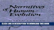 [PDF] Narratives of Human Evolution Popular Colection