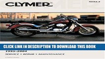 [PDF] Kawasaki Vn800 Vulcan   Vulcan Classic 1995-2004 (Clymer Motorcycle Repair) Full Colection