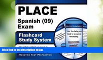Big Deals  PLACE Spanish (09) Exam Flashcard Study System: PLACE Test Practice Questions   Exam